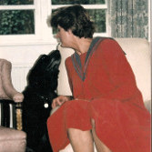 Sandra and Dog 1